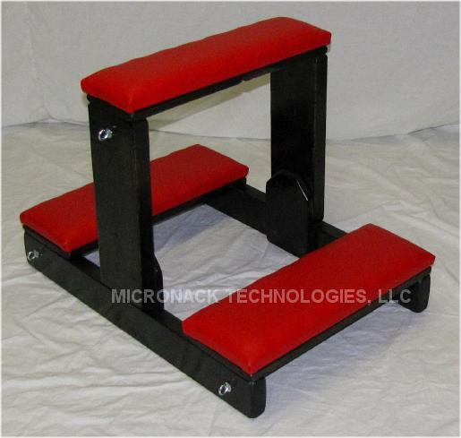 Deluxe Wood N Vinyl Kneeling Bench F888 Ebay