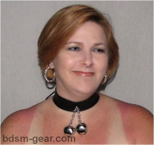 Belled Slave Collar or choker