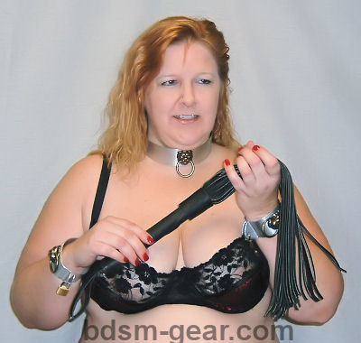 suede and leather bdsm bondage floggers for sale, black red blue tan