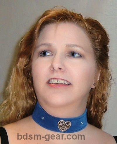 Bdsm formal collars