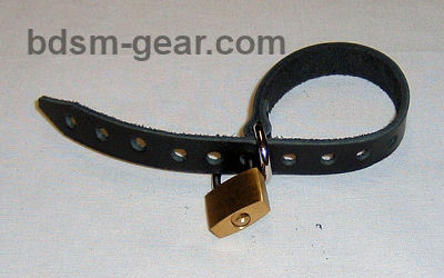 cbt snap-on cock ring
