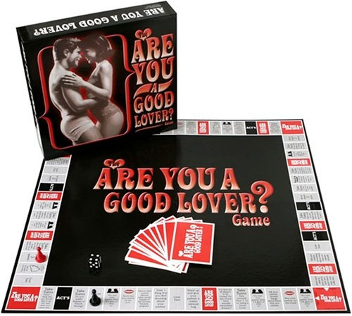 Are you a good lover game