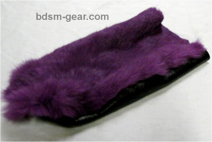 Purple Sensation Mitt