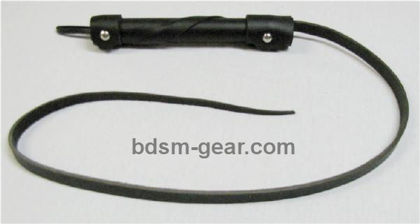 Bdsm equipment single tail whip