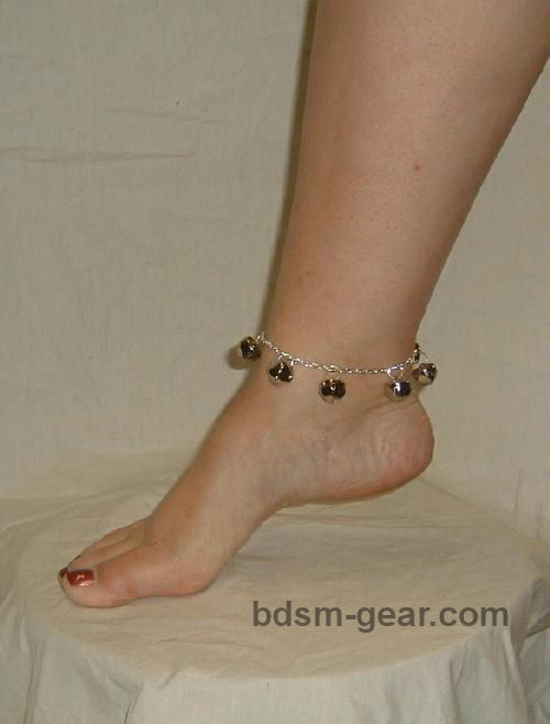 Anklet with Slave Bells