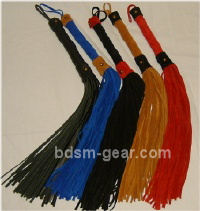 heavy 50 lash suede leather floggers bondage fetish bdsm