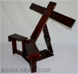 bondage dungeon chair furniture