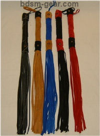 moderate suede leather floggers bondage fetish bdsm