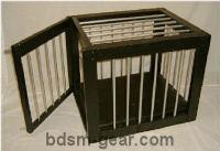 slave bondage cage