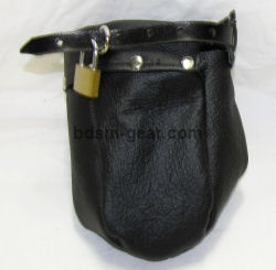 Male Chastity Sack