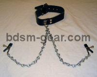 bondage nipple clamps