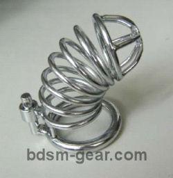 Wire Twist Cock Cage
