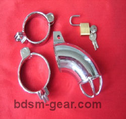Metal Cock Tube with End Cap