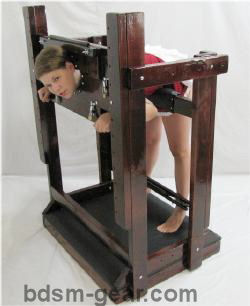 Bondage dungeon equipment rack Anything especial
