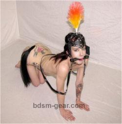 Deluxe Pony Play Headdress