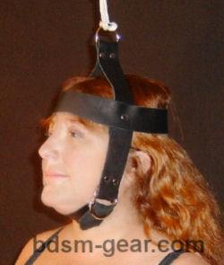 head suspension harness
