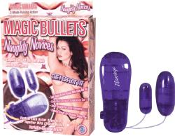 Magic Bullets Dual Vibes