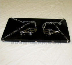 Extreme Nipple Torture Serving Tray