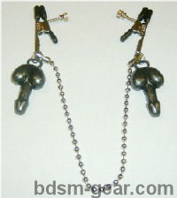 nipple clamps