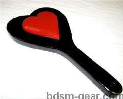 Valentines Heart Paddle