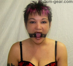 Steel Ring Gag