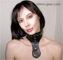 Story Of O Bondage Collar